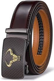 <b>Men's</b> Belt,BULLIANT <b>Leather</b> Ratchet Belt for <b>Men Dress</b> 1 3/8,Trim ...
