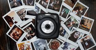 <b>Fujifilm Instax Square</b> SQ10 review: digital downer - The Verge