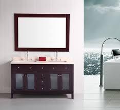 bathroom units storage double sink