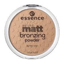<b>Бронзирующая пудра Essence</b> Sun club matt bronzing powder ...