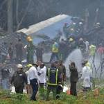 Cuba in mourning after deadliest air crash in nearly 30 years