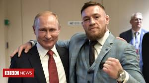 World Cup 2018: <b>Conor McGregor</b> sparks controversy with Putin photo