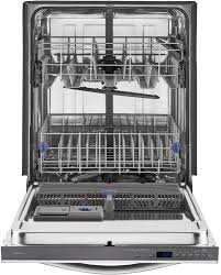 Silverware Dishwasher Whirlpool Wdt780saem Fully Integrated Dishwasher With Sensor Wash