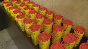 São João da Madeira testa projeto de recolha de resíduos de diabéticos
