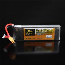 Cheapest Rechargeable Lipo Battery <b>ZOP Power 11.1V</b> 4000mAh ...
