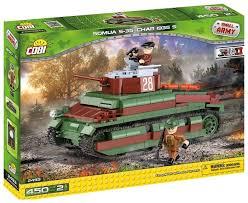 <b>Конструктор Cobi</b> Small Army World War II 2493 Т... — купить по ...