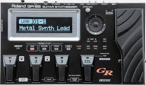 GR-55 | Гитарный синтезатор - Roland