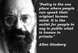 Allen Ginsberg's quotes, famous and not much - QuotationOf . COM via Relatably.com