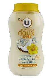 U <b>Шампунь</b> Doux Shampooing <b>2</b> в 1 для любых типов <b>волос</b> с ...