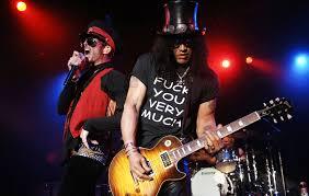 Sons of Metallica, Stone Temple Pilots and <b>Guns N</b>' <b>Roses</b> members ...