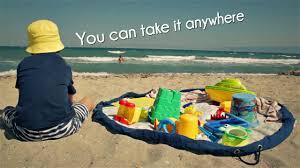 <b>Коврик мешок</b> для игрушек <b>PLAY&GO</b> PRINT ДОРОЖНАЯ КАРТА ...