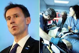 NHS refused paltry 1% pay rise as Tories line their own pockets ... via Relatably.com
