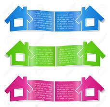 open brochure templates a house royalty cliparts open brochure templates a house stock vector 15442517