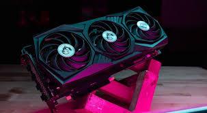 Обзор <b>видеокарты MSI GeForce RTX</b> 3070 Gaming X Trio: секрет ...