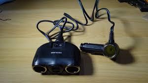 Авто <b>разветвитель</b> на 3 <b>прикуривателя</b> и <b>2</b> USB - YouTube