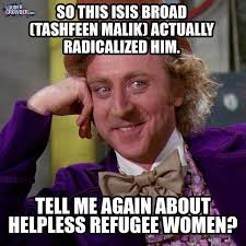"Brutal Meme Exposes HARD TRUTH About ""Helpless"" Refugee Women ... via Relatably.com"
