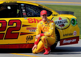 Image result for Joey Logano leads opening Daytona 500 practice, see full results