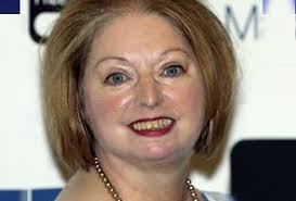 """London: British writer Hilary Mantel won the prestigious Booker literary prize for a second time on Tuesday with her blood-soaked Tudor saga """"Bring Up the ... - HilaryMantel-295"""