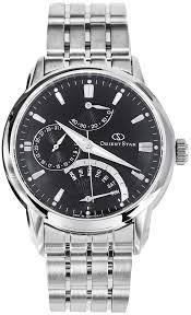 Японские <b>часы Orient</b> Star Retrograde <b>DE00002B</b>, купить оригинал