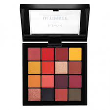 <b>Палетка</b> теней ULTIMATE SHADOW PALETTE (USP) от <b>NYX</b> ...