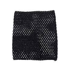 9inch Crochet Tutu Tube Tops Elastic Wrapped Chest ... - Amazon.com