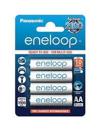 <b>Аккумулятор</b> Eneloop <b>AA</b> 1900mAh <b>Panasonic</b> 7147348 в ...