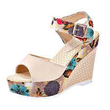 Nevera Women's Shoes Fish Mouth Espadrille ... - Amazon.com