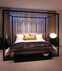 appealing bedroom lighting options design ideas with globe shape bedside table lamp and combine with recessed bed lighting fabulous