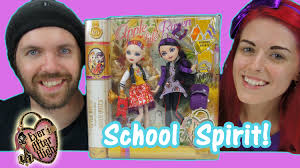 ever after high school spirit apple white and raven queen 2 pack ever after high school spirit apple white and raven queen 2 pack doll review