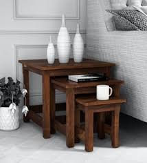 Living Room <b>Table Sets</b> - Buy <b>Sets</b> Of <b>Tables</b> Online in India at Best ...