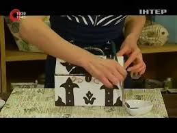 Старинный мини-<b>сундук</b> своими руками! - Удачный проект - Интер