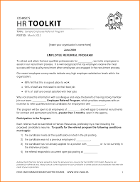 8 employee referral letter memo templates cover letter referral from an employee gel isolante
