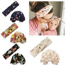 <b>2019</b> New Arrival <b>Baby</b> Headband Print <b>Cute Newborn Toddler</b> Kids ...