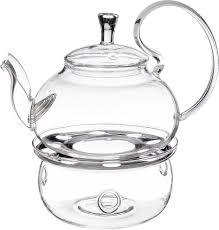 <b>Чайник заварочный Agness</b>, с подставкой для подогрева, 891 ...