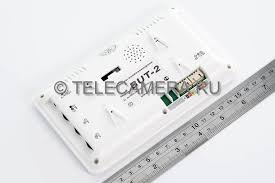 BUT-2 WHITE: Монитор <b>видеодомофона SPACE TECHNOLOGY</b> ...