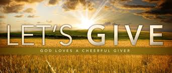 Image result for thank you for giving to our church