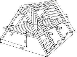 <b>Домик палатка</b> схема | Шалаш, <b>Домики</b> и Проекты