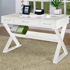 nice office chairs nice white finish modern home office desk w criss cross legs crod 800912 bedroomfoxy office furniture chairs cape town