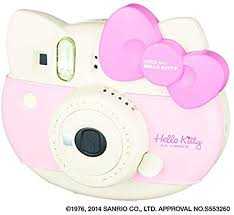<b>Fujifilm</b> Instax <b>Hello</b> Kitty Instant Film Camera (Pink) - International ...