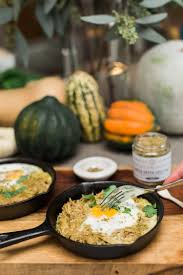Green Chile <b>Chicken</b> + <b>Egg</b> Breakfast <b>Skillet</b> — Desert Provisions