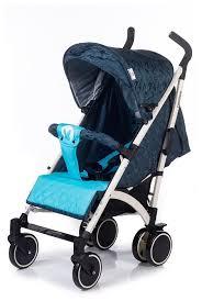 Купить Прогулочная <b>коляска Babyhit Rainbow</b> LT темно-синий ...