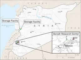 2018 missile strikes against Syria