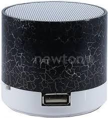 Беспроводная <b>колонка ACTIV S10 LED</b> mini (черный) купить в ...