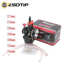 universal pwk 21 24 26 28 30 32 34mm carburetor carb with power jet for dirt pit bike mx enduro off road motorcycle atv quad