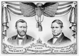 which presidents were generals the periodic table of the presidents national union republican candidates c 1868 the library of congress