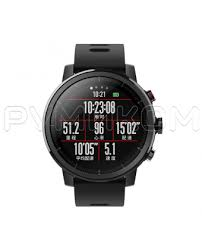 Часы <b>Amazfit Stratos</b> (Smart Sports Watch 2, A1619) (<b>черный</b>)