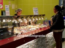 wages the canadian magazine of immigration food counter attendant salary in