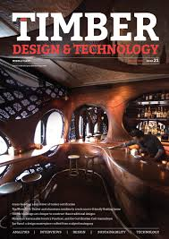 Morgan Thermal Ceramics Timber Design Amp Technology Middle East June 2015 By Andy
