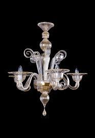 Lampadario Murano Rosa : Lampadari in vetro di murano