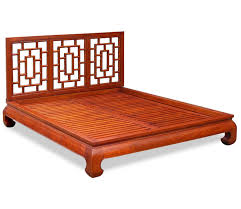 elegant chinoiserie of elmwood ming queen size bed set for bedroom furniture by china furniture and chinese bedroom furniture
